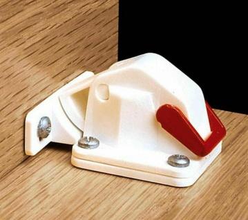 Kindersicherung Schranktür-Sicherung REV-A-LOCK Einklemmschutz Kinderhände *Set3