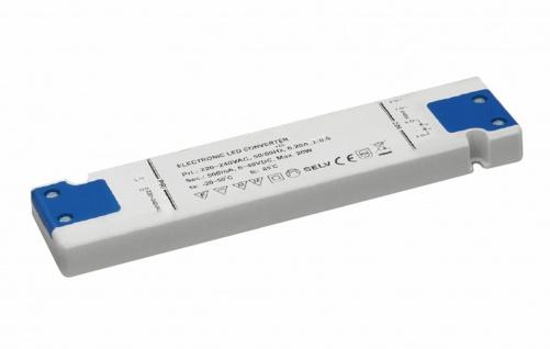 Trafo Konverter für LED Leuchten Samba, Bosso, Santo, 30 W Transformator *567881