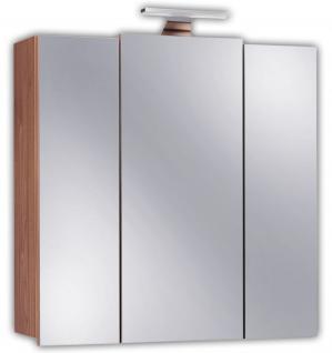 Spiegelschrank LED Beleuchtung 68 cm Schalter Stecker Kombi Badspiegel *5413-78