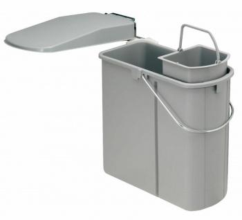 Wesco Mülleimer Küche 19 L Einbau ab 45 cm Schrank Bioeimer Abfalleimer *514816