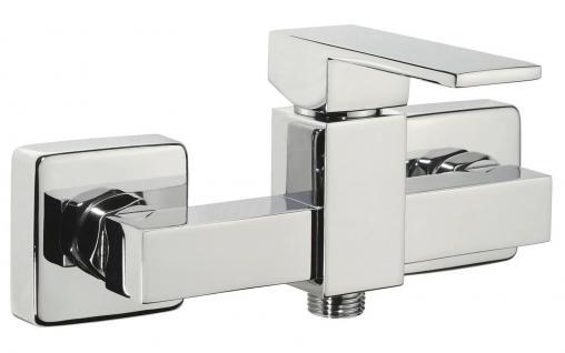 Dusch-/Badarmatur KARO Einhebel-/Einhandmischer Wasserhahn Mischbatterie *0420