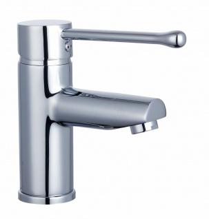 Einhandmischer Waschbecken Badarmatur mit Arzthebel Arztpraxis Armatur *0365