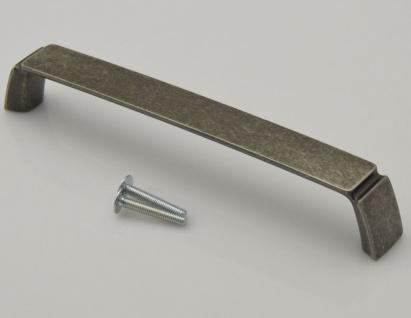 Griffe Küche Möbelgriffe BA 160 mm Schrankgriffe Altzinn Landhaus Antik *730-ZNA