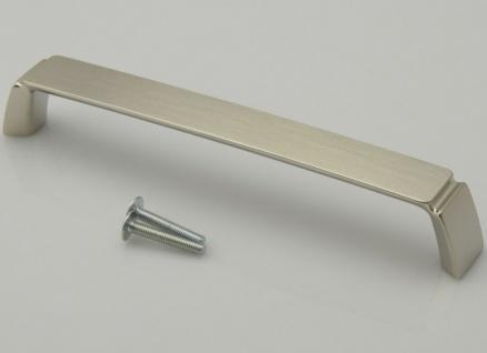Griffe Küche Möbelgriffe BA 160 mm Küchen Schrankgriffe Edelstahl Optik *730-07 - Vorschau 1