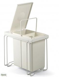 Mülleimer Küche Mülltrennung   Mulleimer 26 X 39 Cm Mulltrennung 30 Cm Kuchen Abfalleimer 2 X10