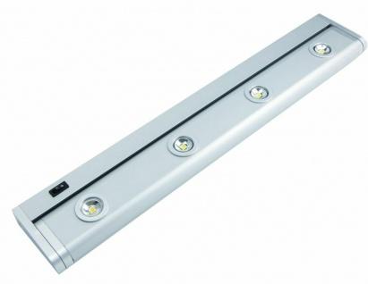 LED Unterbauleuchte Küche 52 cm schwenkbar Schwenklampe 4 W neutralweiß *30585