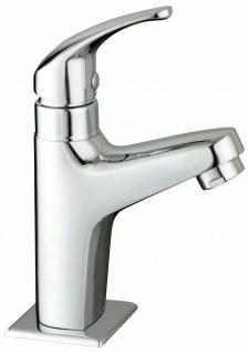 Standventil Waschschale Kaltwasserhahn Gäste Bad Armatur verchromt Vig *0620