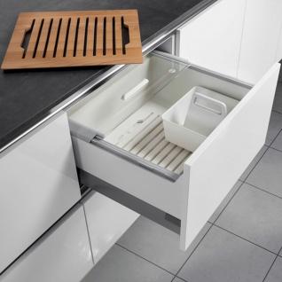 Hailo Lebensmittelschublade Pantry Box 60 Brotkasten Gemüse Schubkasten *551606