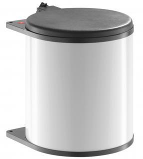 Hailo Big Box Biomüll Abfall Küchen Mülleimer 15 Liter Bad Kosmetikeimer *43715