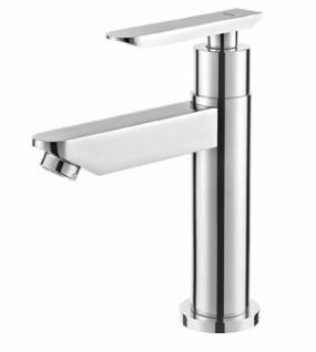 Kaltwasser Standventil Badarmatur hoher Auslauf Wasserhahn Tagos chrom *0613