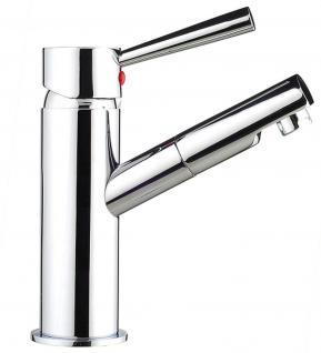 Badarmatur Einhebel-/Einhandmischer Waschbecken Wasserhahn Mischbatterie *0426