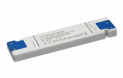 Konverter 30 W für LED Leuchten Samba, Basso, Santo, Transformator Trafo *567881