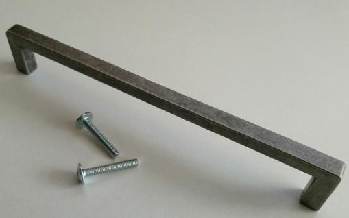 Möbelgriff altzinn Schrankgriff BA 160 mm Landhaus Küchengriff antik *659-ZNA