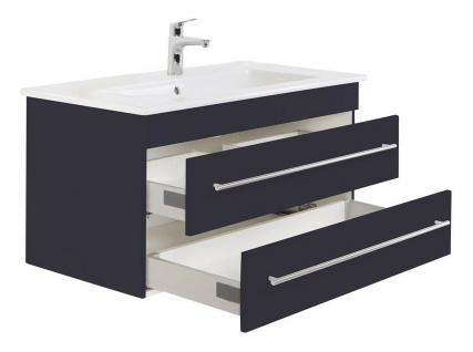 Waschtisch mit Unterschrank 100cm Villeroy & Boch Waschplatz Venticello Badmöbel