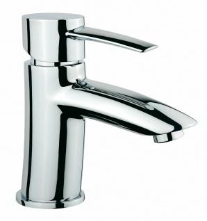 Waschtischarmatur Badarmatur Sinar Wasserhahn Waschbeckenarmatur chrom *0720