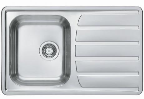 Alveus Küchenspüle Einbauspüle Campingspüle 790x500 mm Spülbecken Spüle *1108173