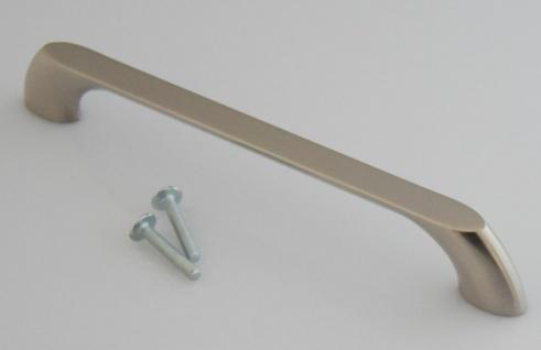 Möbelgriff BA 160 mm Schrankgriffe Bügelgriff Edelstahl Optik Küchengriff *653