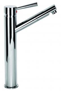 Bad-/Waschtischarmatur Wasserhahn Einhebel-/Einhandmischer Mischbatterie *0428