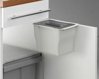Wesco Komposteimer mit Deckel Bioeimer Küche Abfalleimer 5 Liter Biotonne *40739 - Vorschau 3
