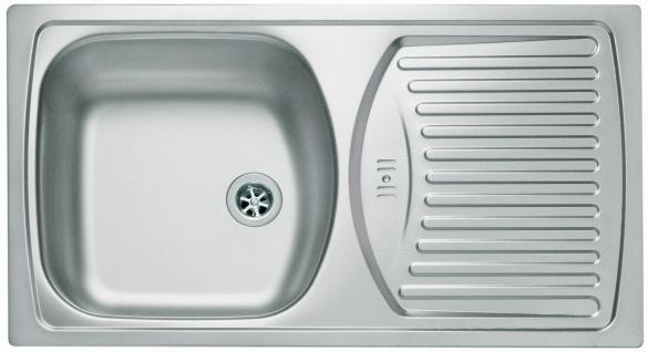 Campingspüle Leinen 78 cm Einbauspüle Ablauf Küchenspüle Waschbecken *1037514
