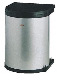 Wesco Bad Kosmetik-/Mülleimer Küche 13 Liter Ausschwenkautomatik *514625.LP