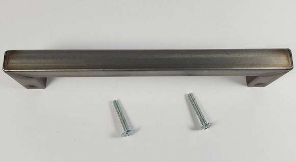 Küchengriffe Industrielook Möbelgriffe BA 160 mm Edelstahl Schweißnaht *1091