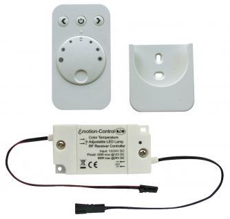 LED Leuchte Emotion Fernbedienung Dimmer 30 W Leistung Wandhalterung *543342