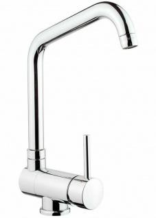 Küchenarmatur klappbar Unterfenster Montage Spültischarmatur Wasserhahn *0504