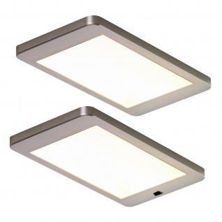 LED 2-er Set Küchen Unterbauleuchte Leuchtenset Lichtfarbe regelbar *552641
