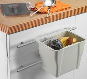Wesco Komposteimer mit Deckel Bioeimer Küche Abfalleimer 5 Liter Biotonne *40739 - Vorschau 5