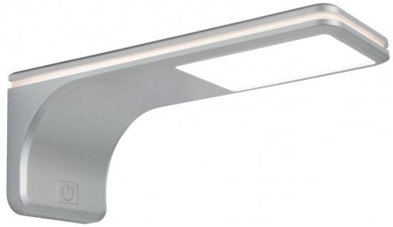 LED Licht Unterbau Küchenleuchte ERLE 3, 5 W Neutralweiss Dimmer Schalter *564002