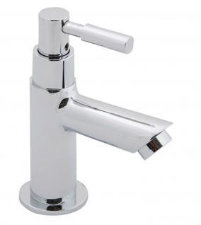 Kaltwasser Gäste WC Standventil Badezimmer Waschbecken Armatur Wasserhahn *0466