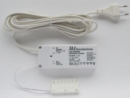 LED Konverter PINTO Transformator 18 Watt bis 6 x 3 W Leuchten Netzteil *540259