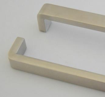 Möbelgriff Griffe Küche BA 160 - 320 mm Edelstahl Küchengriff Schrankgriff *1415 - Vorschau 3