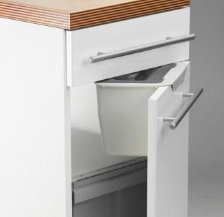 Wesco Komposteimer mit Deckel Bioeimer Küche Abfalleimer 5 Liter Biotonne *40739 - Vorschau 2