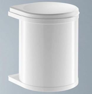 Einbau Mülleimer Abfalleimer Küche 12 L Hailo Kosmetikeimer Müllsammler *515981