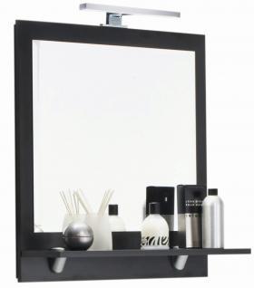 LED Badezimmerspiegel 60 cm Wand Badspiegel 230 Volt Neutralweiss 5 Watt *5675