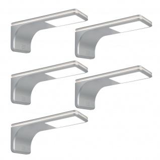 LED Küchen Unterbauleuchte 5 x 3, 5 W Neutralweiss 4000 K Touch Dimmer *564033