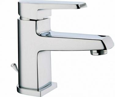 Waschtischarmatur Wasserhahn Badarmatur modernes Design Waschbeckenarmatur *0500