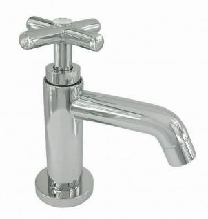 Standventil Kaltwasser Waschtischarmatur Windsor Gäste Bad WC Wasserhahn *0630