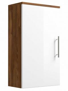 Badezimmer Hängeschrank 35 x 62 cm Badschrank Salona Wandschrank Badmöbel * 5608