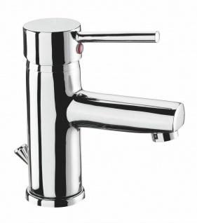 Wasserhahn CARLO S Waschtisch Badarmatur Einhebel Einhandmischer Verchromt *0415