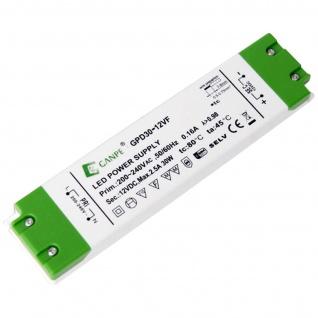 LED Konverter passend für LED Leuchte ERLE 30 W 12 V 6-fach Verteiler *554041