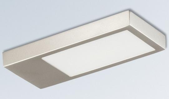LED 2-er Set Einbau Schrank Vitrinenleuchte 2 x 4 W Unterbaulampe Licht *31191