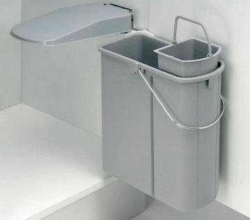 Einbau Mülleimer Küche 19L Wesco Bioeimer Abfalleimer schwenkbar Biomüll *514816