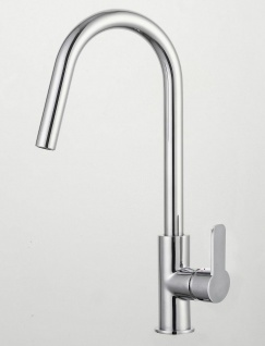 Spültischarmatur Küchenarmatur modern Einhandmischer Wasserhahn Küche *1067