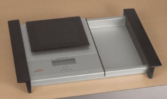 Ritter Einbau Küchenwaage 40 bis 50 cm Schubladen Haushaltswaage bis 5 Kg *31071