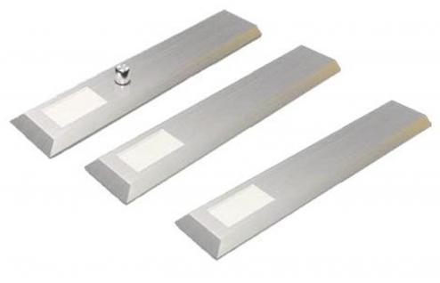 LED 3-er Set Küchen Unterbauleuchte Milano 3 x 6 W dimmbar Lampe Licht *539420
