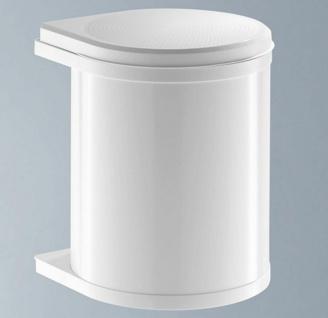 Küchen Einbau Mülleimer 15 L Hailo Kosmetikeimer Abfalleimer Müllsammler *516018