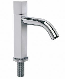 Kaltwasser Standventil Lago Wasserhahn Waschtischarmatur Armatur Gäste Bad *0611